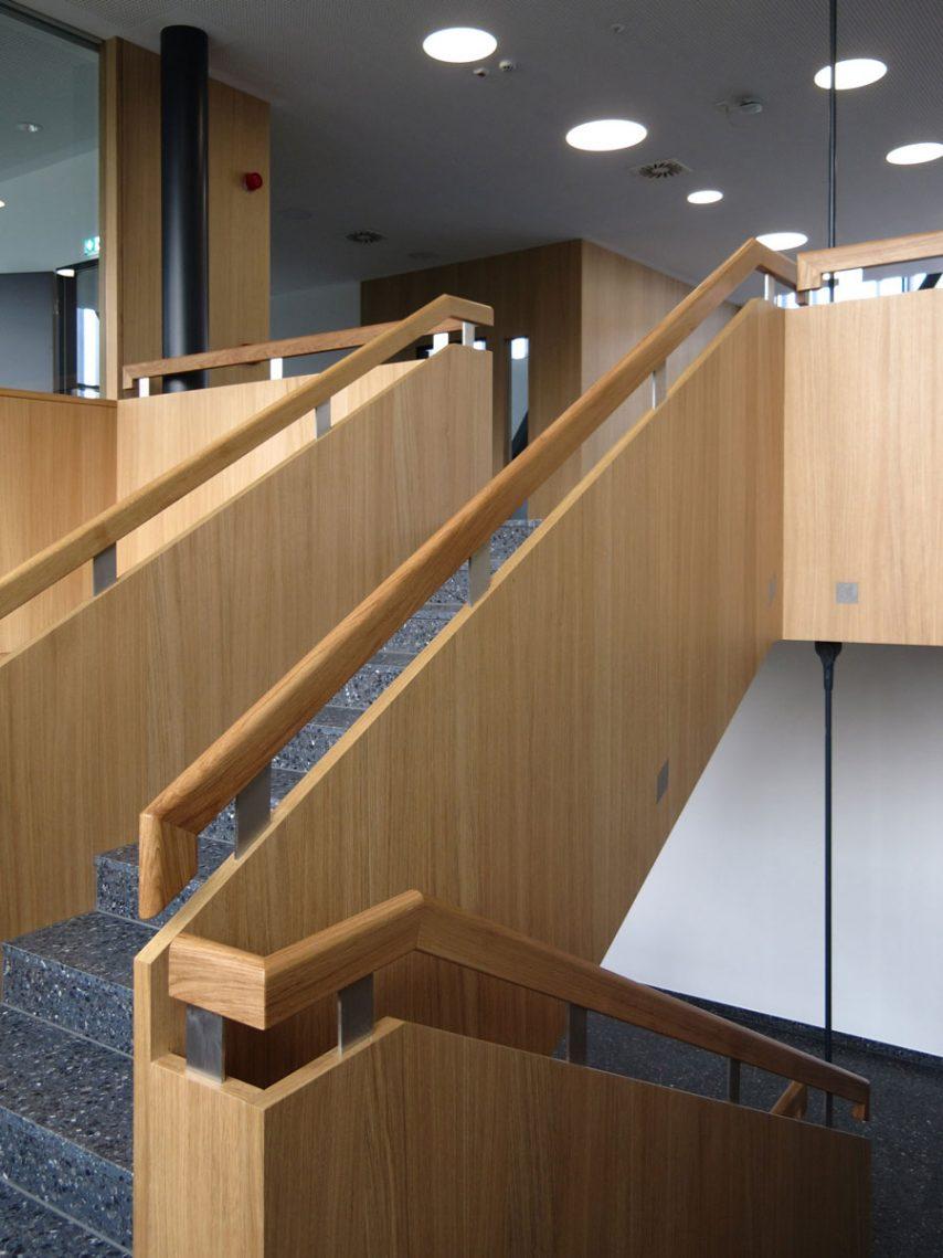 Geländer-Konstruktion Design by HSC